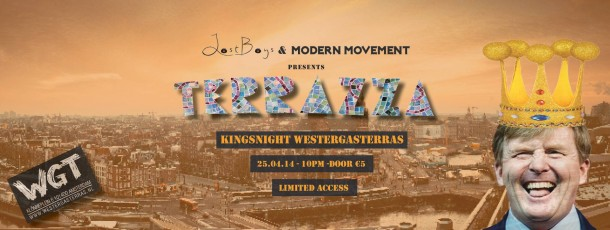 WGT | Terrazza Invites Modern Movement Kingsnight