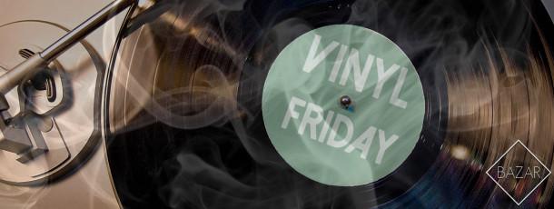 29 APR | Bazar System | Vinyl Friday